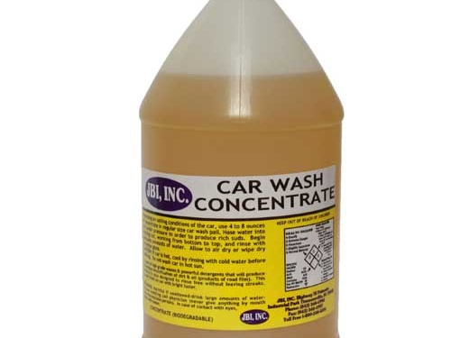 Car Wash Concentrate