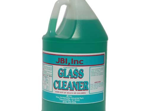 JBI Glass Cleaner